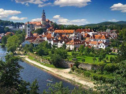 Český Krumlov | Limuzína s řidičem | Trips
